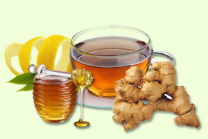 польза имбиря с медом и лимоном