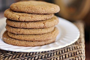 рецепты имбирного печенья
