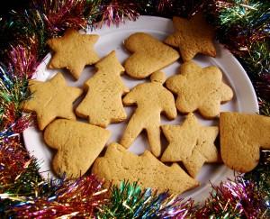 особенности приготовления печенья из имбиря