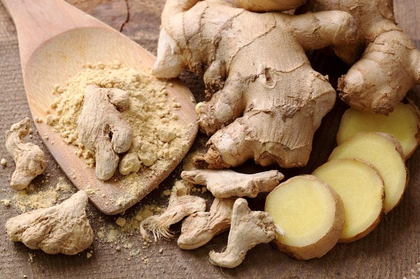 Сколько можно потерять в весе употребляя корень имбиря