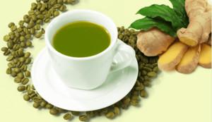 рецепт для похудения зеленый кофе с имбирем